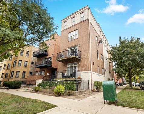 2869 W Palmer Unit 3, Chicago, IL 60647