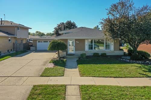 4609 W 105th, Oak Lawn, IL 60453
