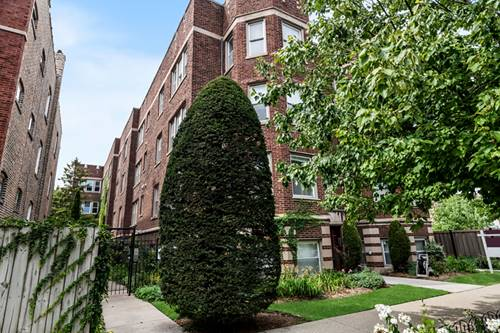 5950 N Paulina Unit 3W, Chicago, IL 60660