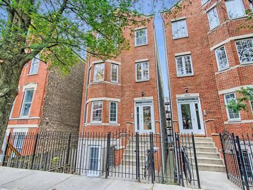 1431 N Bosworth Unit 2, Chicago, IL 60642