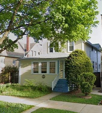 5423 W Leland, Chicago, IL 60630