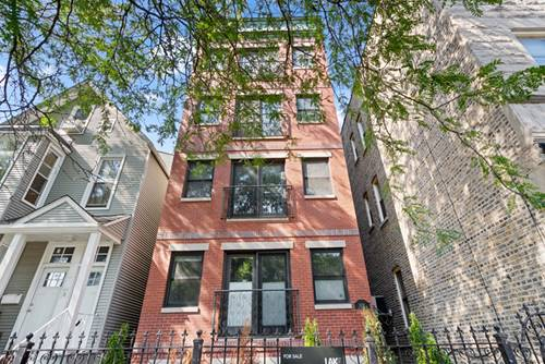 2256 N Kimball Unit 3, Chicago, IL 60647