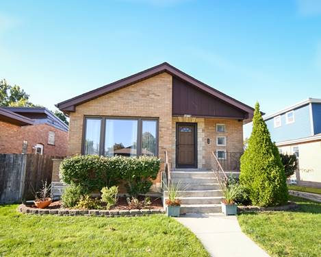 4859 Wick, Oak Lawn, IL 60453
