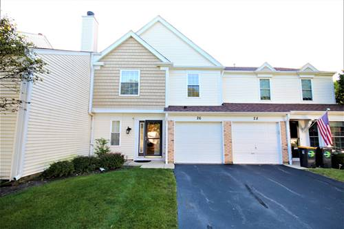 26 N Oltendorf, Streamwood, IL 60107