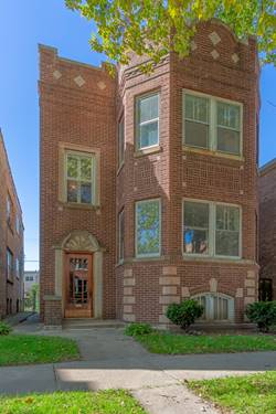 5836 N Campbell, Chicago, IL 60659