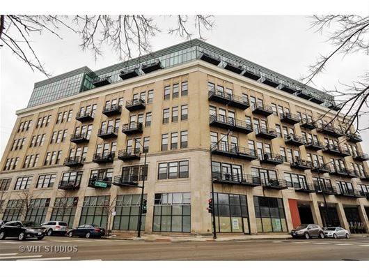 1645 W Ogden Unit 541, Chicago, IL 60612