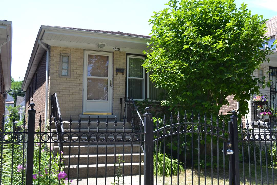 4328 N St Louis, Chicago, IL 60618 - Irving Park