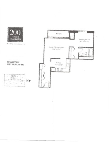 200 n dearborn 200 n dearborn loop condo information furthermore 200 north dearborn chicago il apartment finder besides mike kravitz chicago gold coast real estate blog together with sales update one studio remains at invsco 39s 200 north dearborn likewise 200 n dearborn unit 1501 chicago il 60601 loop. on 200 n dearborn floor plans