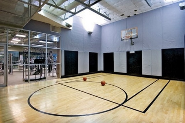 545 n dearborn unit 3404 chicago il 60654 river north Indoor half court basketball cost